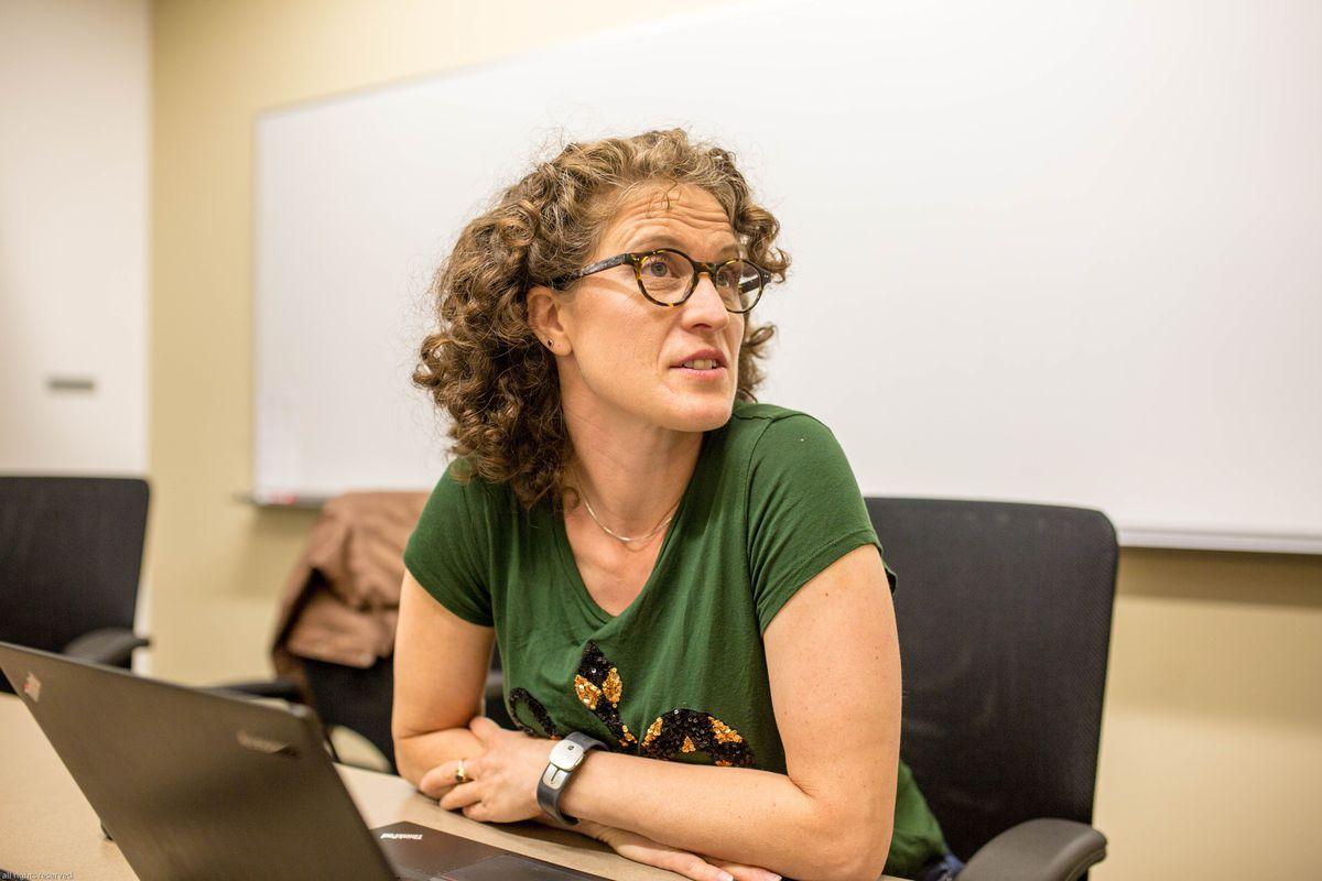 دبورا هریسون، یکی از توسعه دهندگان کورتانا در مایکروسافت