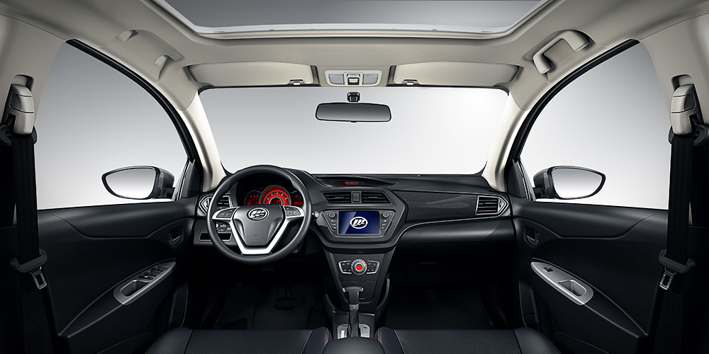 lifan_X50 interior
