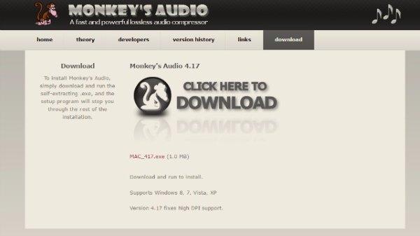 monkeys-audio