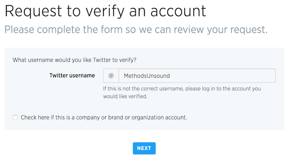 request-to-verify-account