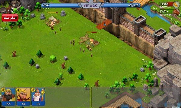 بازی موبایل زاراوان
