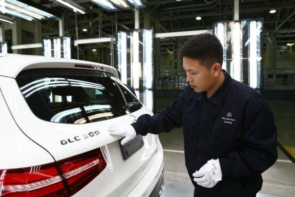 BAIC to tap old Mercedes platform (3)