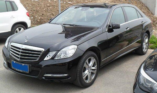 BAIC to tap old Mercedes platform (7)