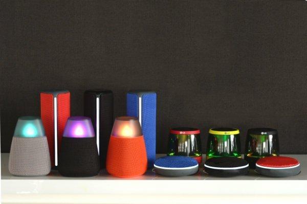 LGE Bluetooth Speakers