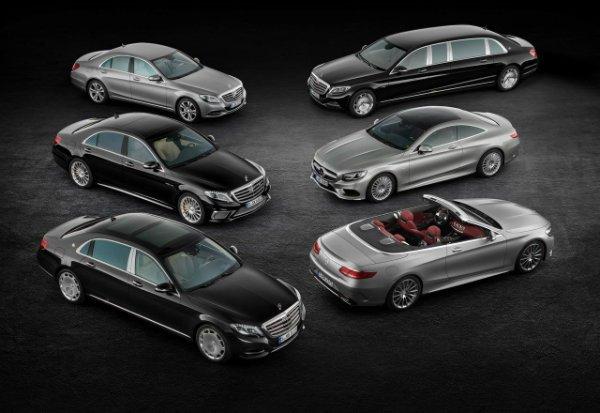 Mercedes-Benz-S-Class-Lineup