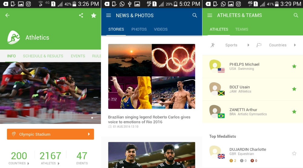 Rio 2016 One