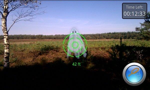 SpecTrek-mobile game