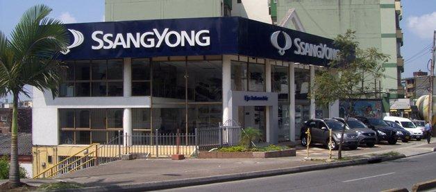 SsangYong-dealership