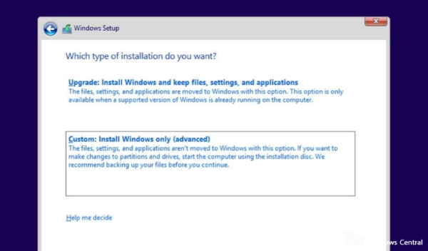 clean-install-windows-10