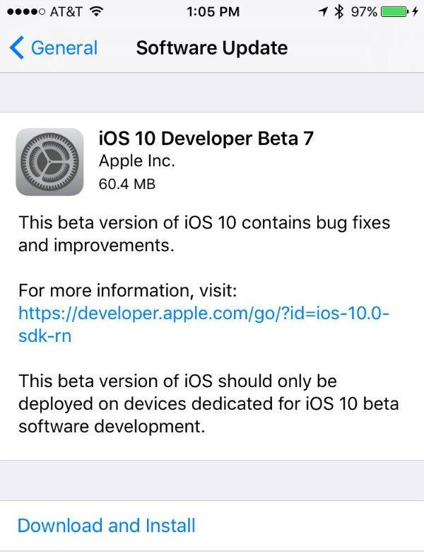 iOS10_beta7_update_apple_1