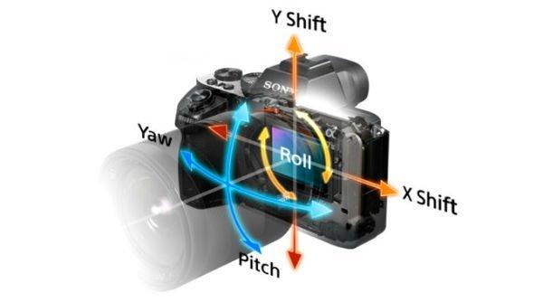 به نظر می رسد سونی سیستم لرزشگیر 5 محوره را از دوربین های خود به تلفن های هوشمند جدید آورده باشد