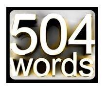 504 لغت ، جعبه لایتنر و فرهنگ لغت