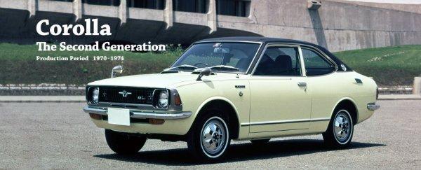 Corolla 2nd gen 2