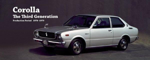 Corolla 3rd gen 2