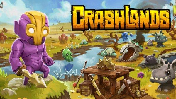 Crashlands - mobile game