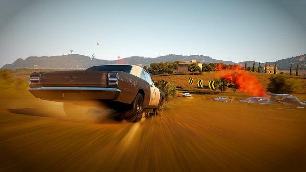 Forza Horizon 3-5