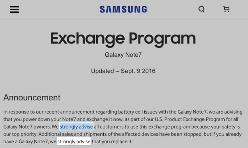 Galaxy-Note7-Exchange-Program-strongly-advise