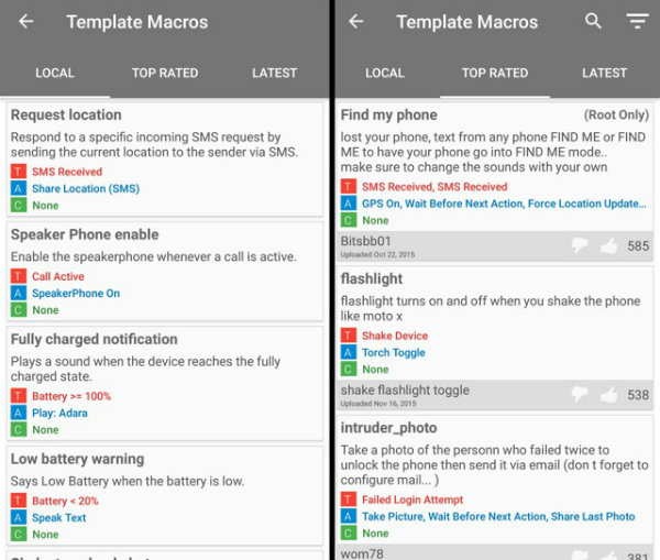 MacroDroid-templates-w600