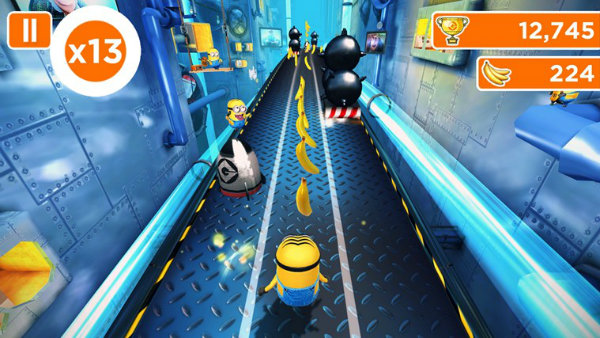 Minion - mobile game