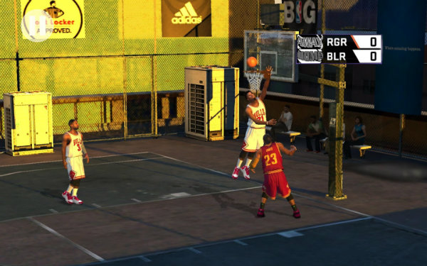 NBA 2K17-android