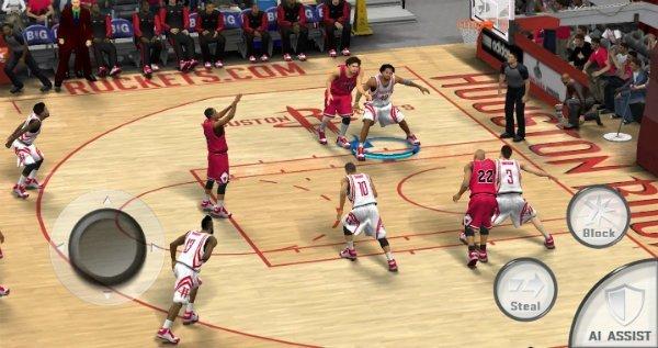 NBA 2K17 - ios