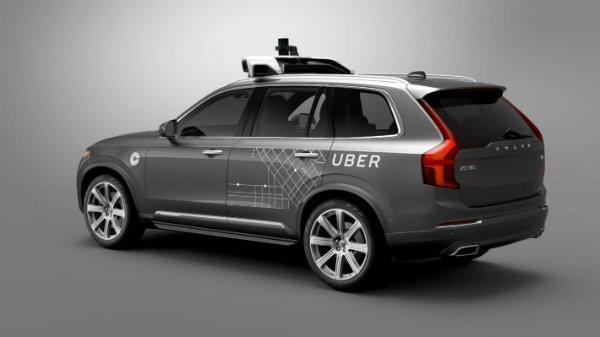 Volvo-XC90s-Uber