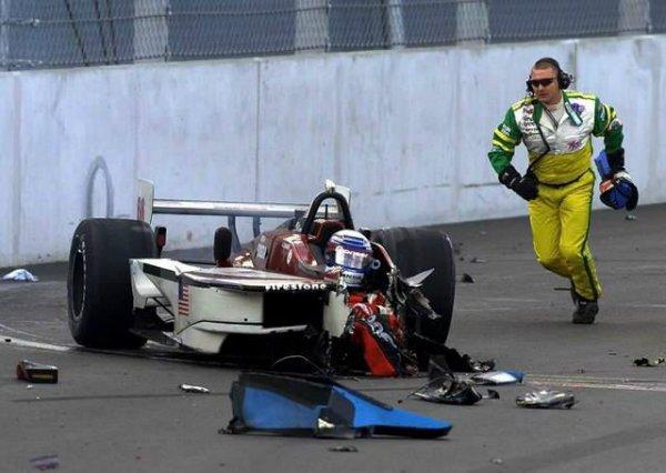 Zanardi's Crash (1)