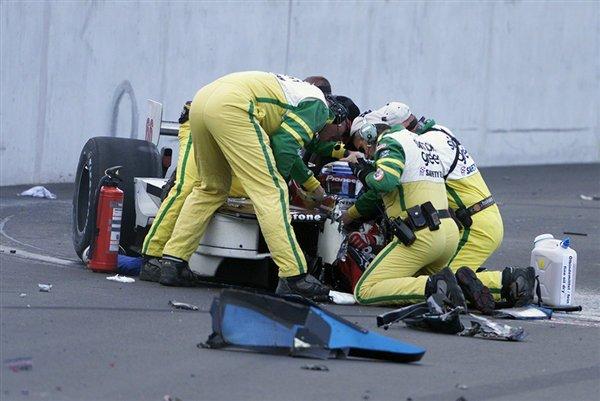 Zanardi's Crash (2)