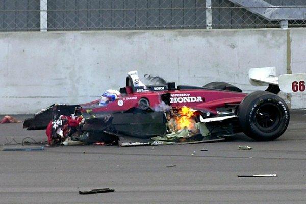 Zanardi's Crash (3)
