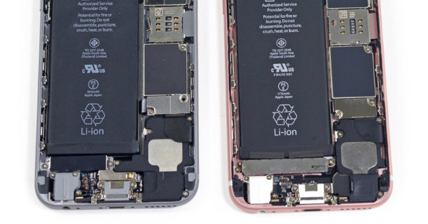 iphone-6s-teardown-ifixit-headphone-jack-taptic-engine-w600