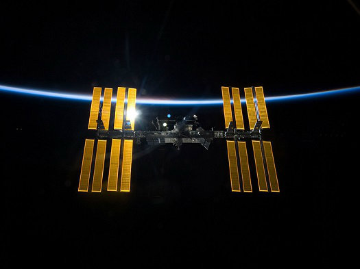 iss-in-orbit