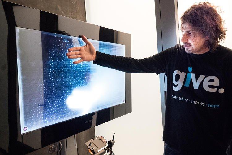 استیوی بَسیش، پژوهشگر در مایکروسافت و دانشمند علوم کامپیوتری