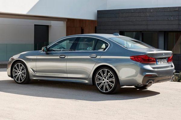 BMW 5-7