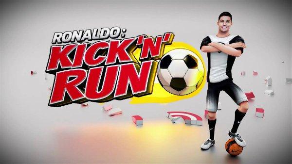 Cristiano Ronaldo - mobile game