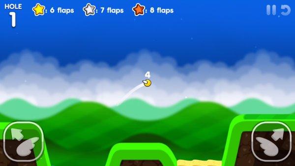 Flappy Golf 2 - Noddlecake