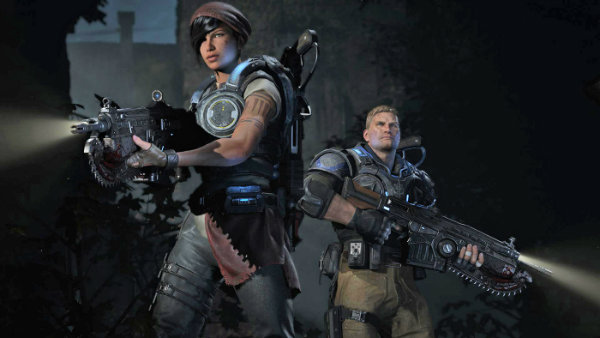 Gears of War 4 - 1