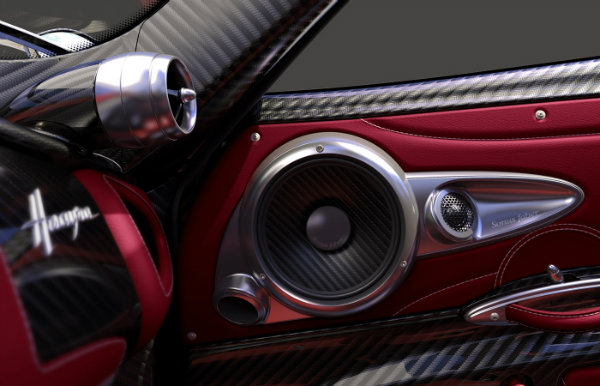High end car speakers by Sonus Faber (3)