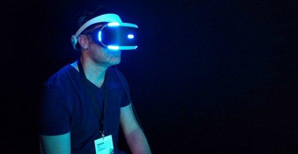 Playstation VR - gaming