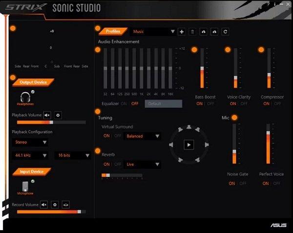SonicStudio - Small
