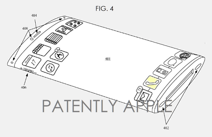 apple-receives-a-patent-for-a-curved-flexible-screen