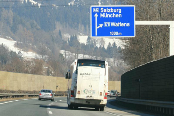 Austria Motorway