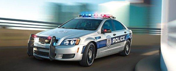 شورولت کاپریس پلیس