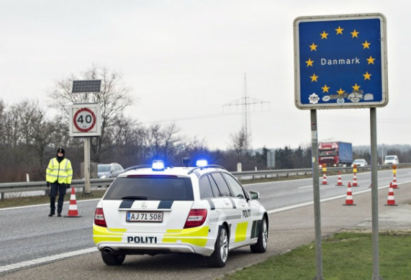 Denmark Border