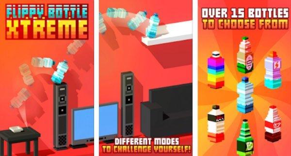 Flippy Bottle Extreme - android