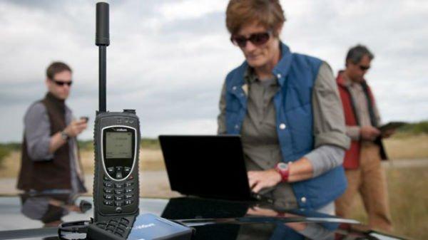 Iridium-Satellite-Phone