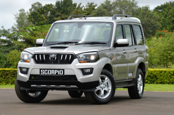 ماهیندرا اسکورپیو یکی از خودروهای نا امن هند با صفر ستاره ایمنی