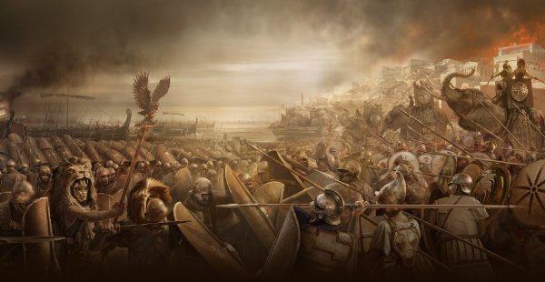 Rome Total War - iPad