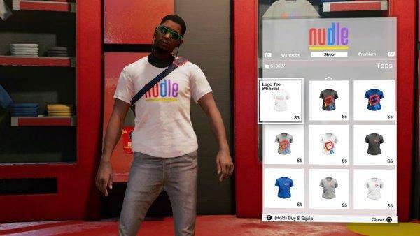 همچنین می توانید تی شرت هایی را با طرح نادل خریداری کنید.