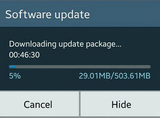 android-update-w600