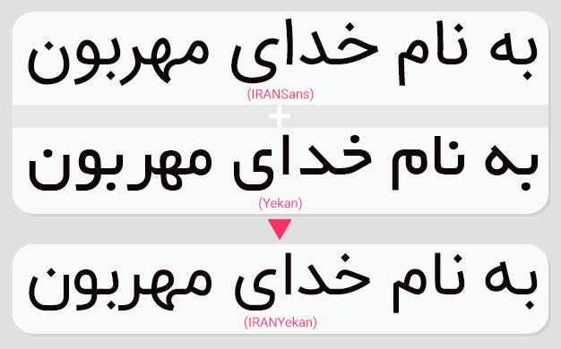 iransans-yekan